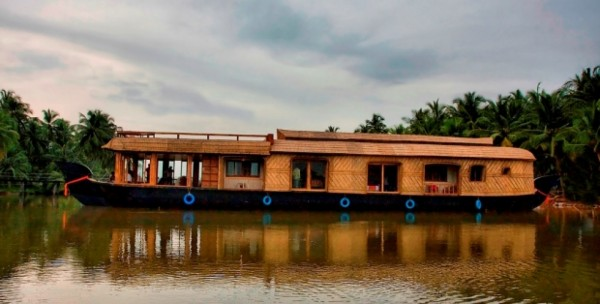 The Lotus Houseboat