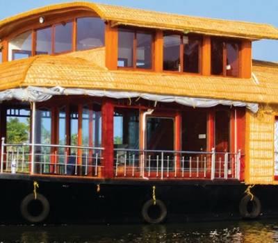 Kuttanadan House Boat