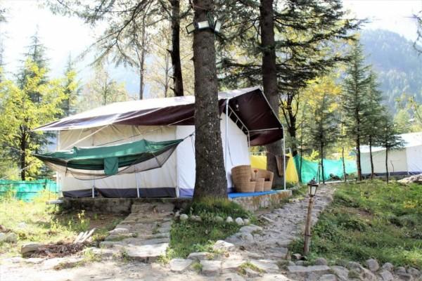 Winterfell Camping, Manali