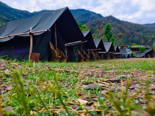 Hangout Camping,Rishikesh