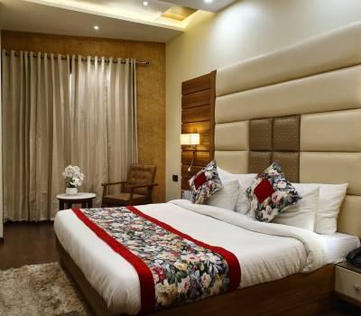 HOTEL MAKHAN RESIDENCY***